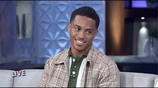 Keith Powers Opens Up About His Girlfriend