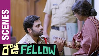 Rowdy Fellow Telugu Movie Scenes | Rameshwari s...
