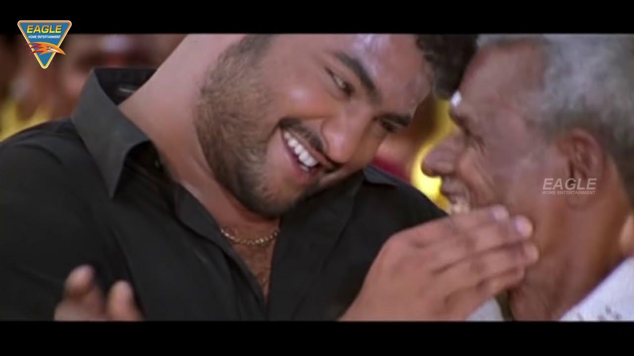 Samba Hindi Dubbed Full Movie  Ntr, Bhoomika, Genelia D -2960