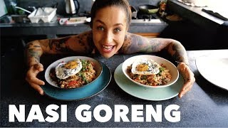 NASI GORENG - Bali | Videorecept | Smažená rýže