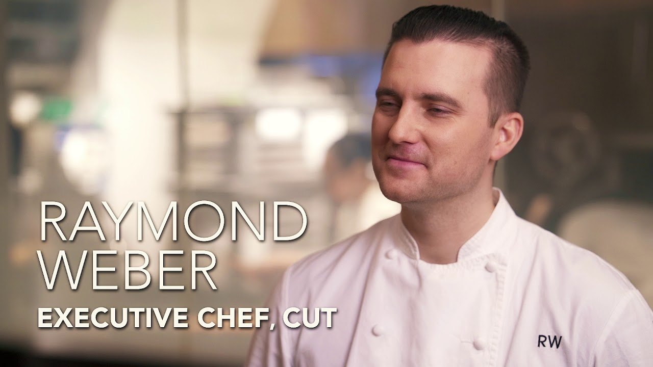 Daniel Boulud Goes Into The Kitchen At CUT By Wolfgang Puck Part 76