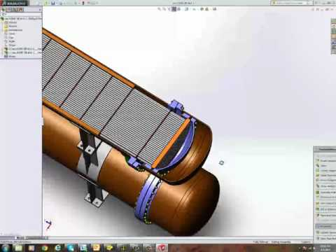 AutoPIPE Vessel - SolidWorks Integration