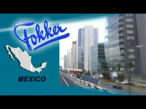 Fokker Mexico production facility (ENG)