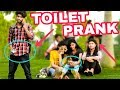 Toilet In Front Of Girls Prank in India 2017| Peing Prank Janeshwar Mishra Park