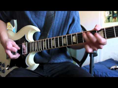 The Fall of Troy - F.C.P.R.E.M.I.X. - Guitar (HD)