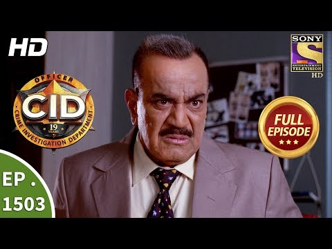 CID - Ep 1503 - Full Episode - 10th March, 2018 thumbnail