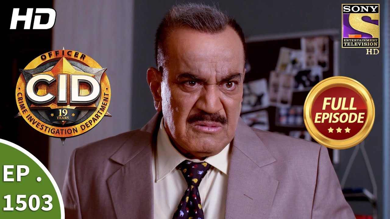 CID - Ep 1503 - Full Episode - 10th March, 2018