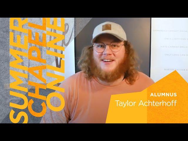 John 8:1-11 | Taylor Achterhoff