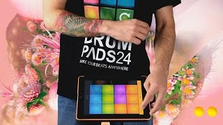 DRUM PADS 24 - TROPICAL HOUSE