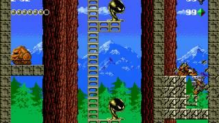 Kid Chameleon - Skydragon Castle/Elsewhere 10/Coral Blade Grotto