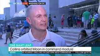 NASA's Ben Reed Talks to TRT World about Moon Landing Anniversary thumbnail