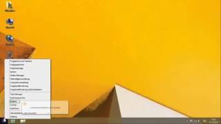 Unter Windows 8 den Explorer öffnen