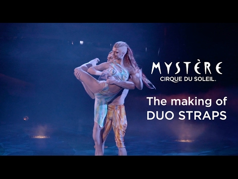 The Making of Duo Straps | Mystère by Cirque du Soleil