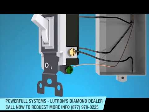 Lutron Caséta™ Wireless How to replace 3 way switches with