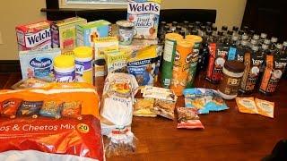 Walmart, Kroger, Walgreens & Full Circle Market (Health Food Store) Haul 7/1/15