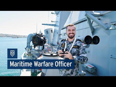 Navy: Maritime Warfare Officer