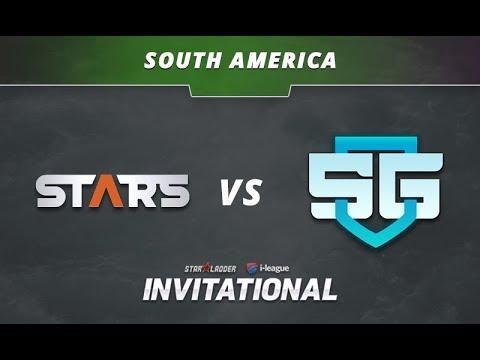 STARS vs SG eSports vod
