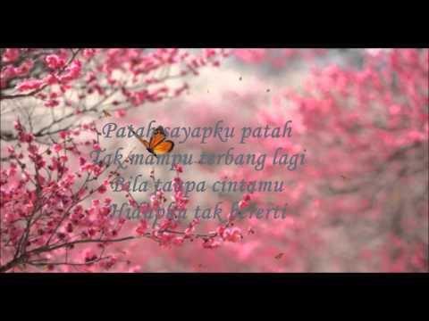 Nadia Aqilah  Patah Sayap lirik OST Kerana Terpaksa    Aku Relakan