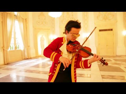 W.A.Mozart-Eine kleine Nachtmusik [Violin Solo]