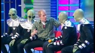 Ужас ... Пришельцы похитили человека прямо со сцены !!!