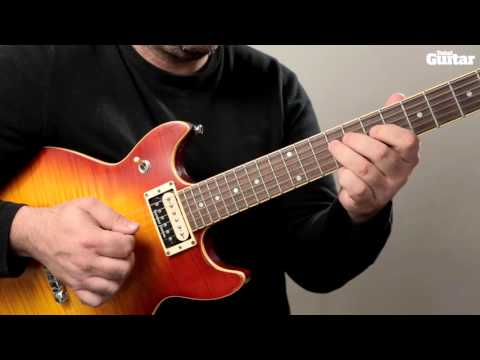 Guitar Lesson: RGT Performance Award - Level Five lead guitar
