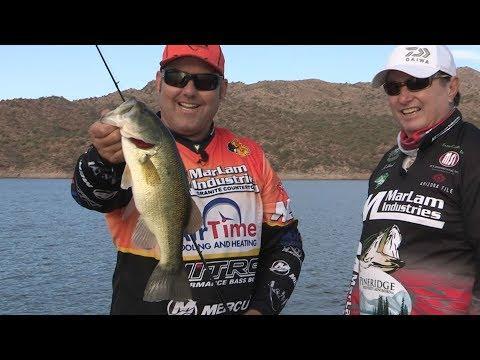 Fishing with Johnny Johnson - Head•2•Head -  Lon Armel -v- Todd Weber