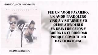 PERIODICO DE AYER #14F (LETRA) - ÑENGO FLOW FT JORY