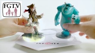 Disney Infinity Announcement Trailer 360/PS3/Wii/3DS/PC/Mobile