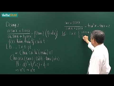 Giải phương trình lượng giác bằng phương pháp đặt ẩn phụ 1 - kenhdaihoc.com