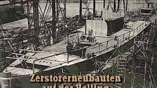 Корабли Германии. Немецкие Эсминцы Второй Мировой войны. Часть 1