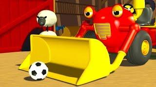 Tracteur Tom 🚜 LES FOUS DU BALLON 🚜 Dessin anime pour enfants | Tracteur pour enfants