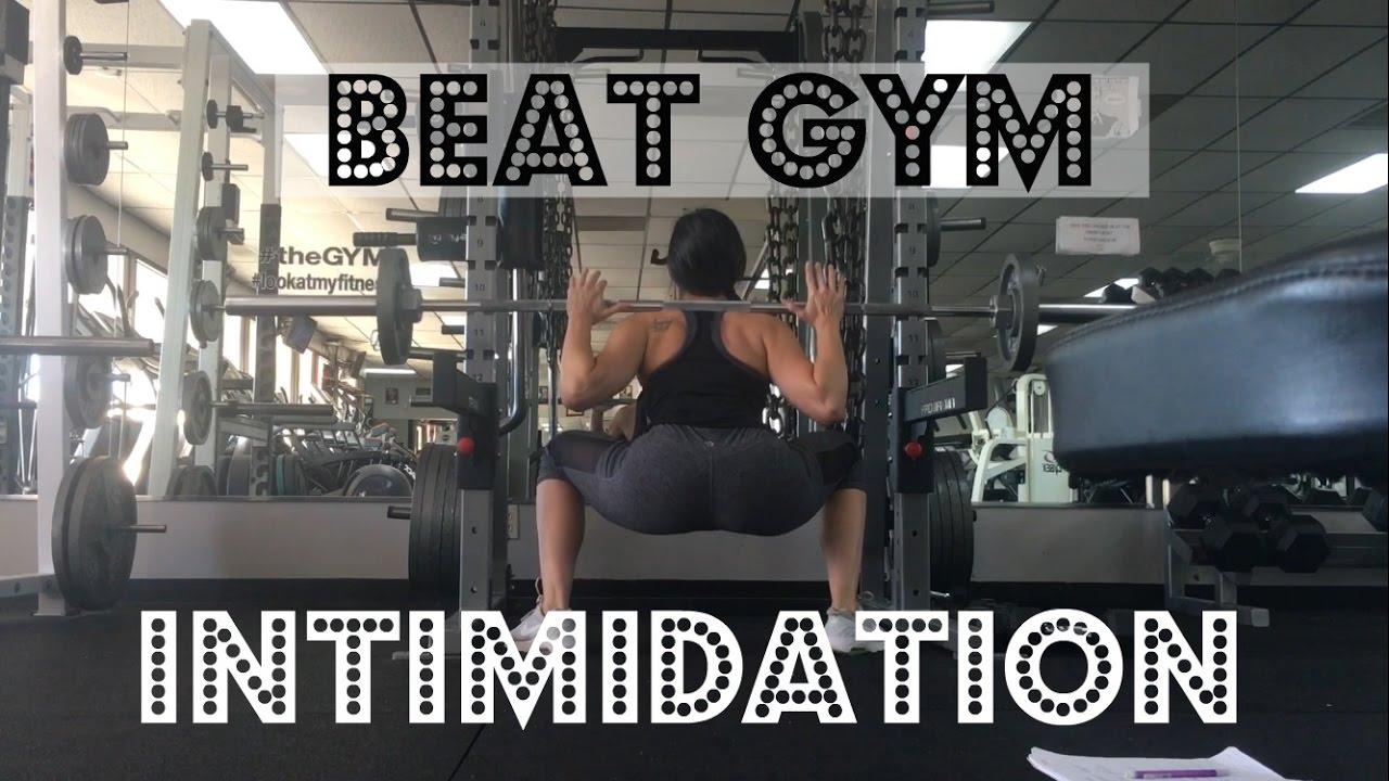 Gym Intimidation?