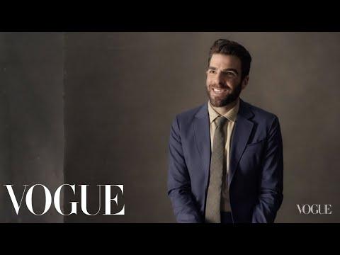 The Backstory — Zachary Quinto — Episode 2 — Vogue