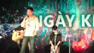 Ngày khác - chủ nhiệm clb guitar HV Nông Nghiệp Việt Nam