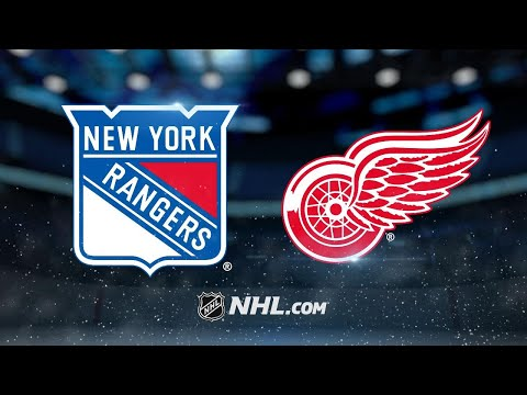 Red Wings rally to top Rangers in shootout, 3-2