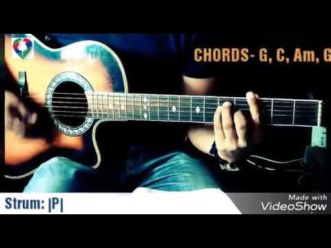 Lyrics and chords Nepali pause strum - YouTube