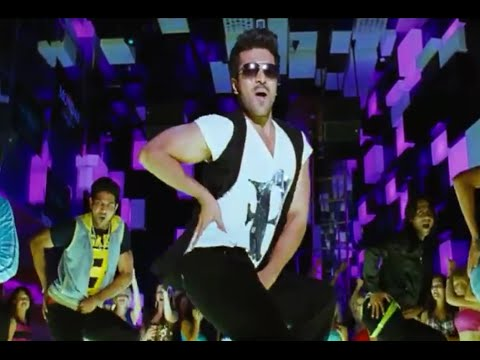 Aagayam Venum Video Song - Naayak (2013) Tamil Movie Songs - Ram Charan, Kajal Aggarwal, Amala Paul
