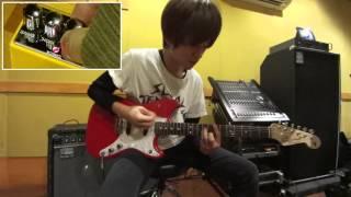 月刊『Go!Go!GUITAR』2月号(12/27発売)に掲載されている、プロギタリ...