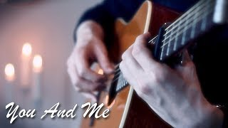 Download Lifehouse - You And Me - Fingerstyle Guitar Cover // Joni Laakkonen MP3 song and Music Video