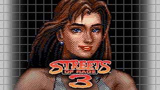 Streets of Rage 3 - Blaze Run