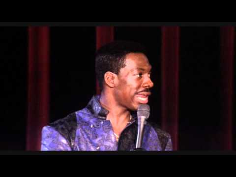 Eddie Murphy's RAW - White People Can't Dance [HD]