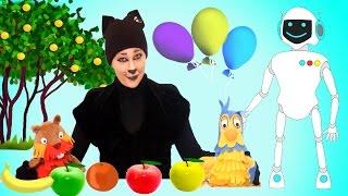 Развивающее шоу для детей с Китти.Развивающие мультики для детей