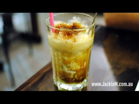 (Hangout-on-Air) How to Make Ais Cendol