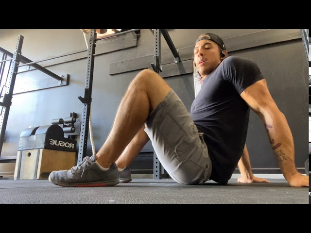 CRAB HIP THRUST - FOUNDATIONS