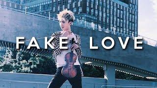 BTS - Fake Love VIOLIN COVER