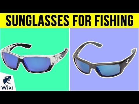 10 Best Sunglasses For Fishing 2019