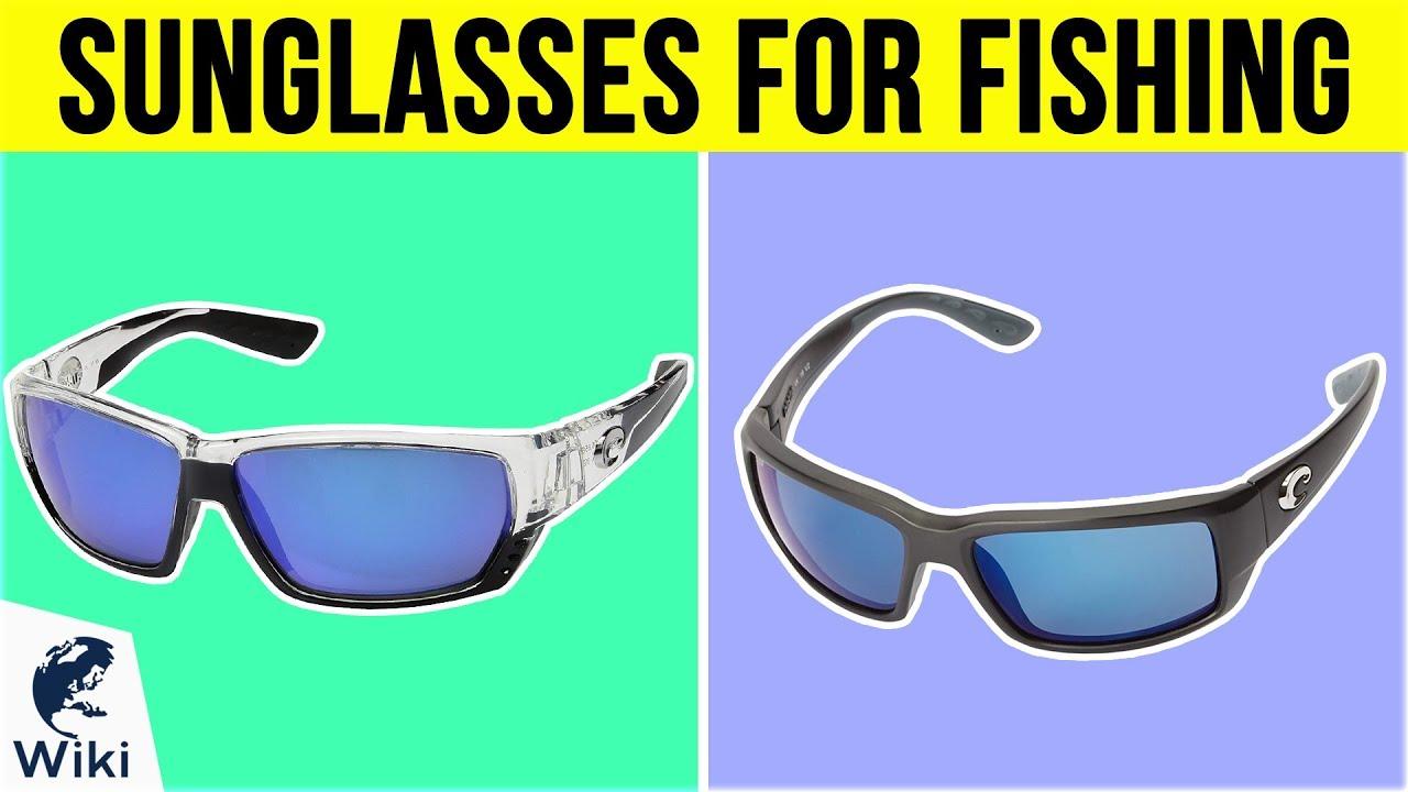 9dde53dd0e1 10 Best Sunglasses For Fishing 2019