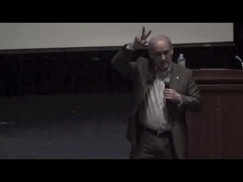 Atheist Dan Barker gives the Christian a Beatdown of Epic Proportion in this god debate