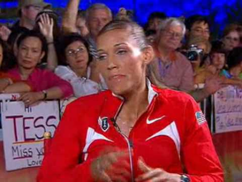 Dawn Harper & Lolo Jones Post-Beijing-Finale-Interview