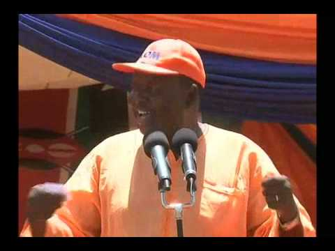 PM opens ODM office in Isiolo